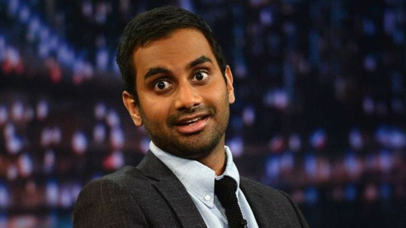 Illustration for article titled Aziz Ansari's new comedy special to debut on Netflix