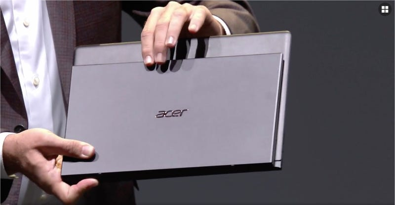 Illustration for article titled Acer's Latest 14-Inch Swift Is Super Dang Tiny