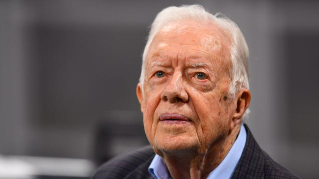 Jimmy Carter Forced To Remove Dozens Of Genital Piercings Before Entering MRI Machine