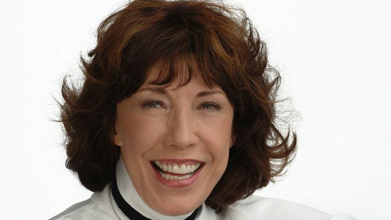 Illustration for article titled Lily Tomlin