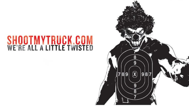 Illustration for article titled Who Wants to Blow Up a Truck This Valentines Day?