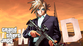 Illustration for article titled The GTA V Of JRPGs?