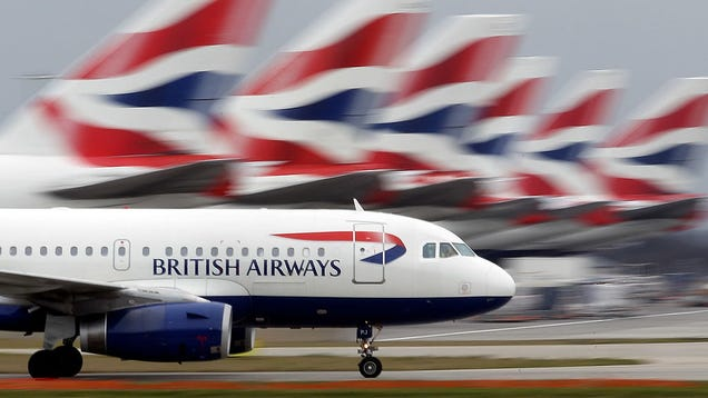 British Airways Grounds Flights Following Global IT Problems