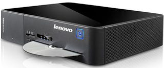 Illustration for article titled Lenovo IdeaCentre Q700 Wants To Be Your Lounge Room's Black Box