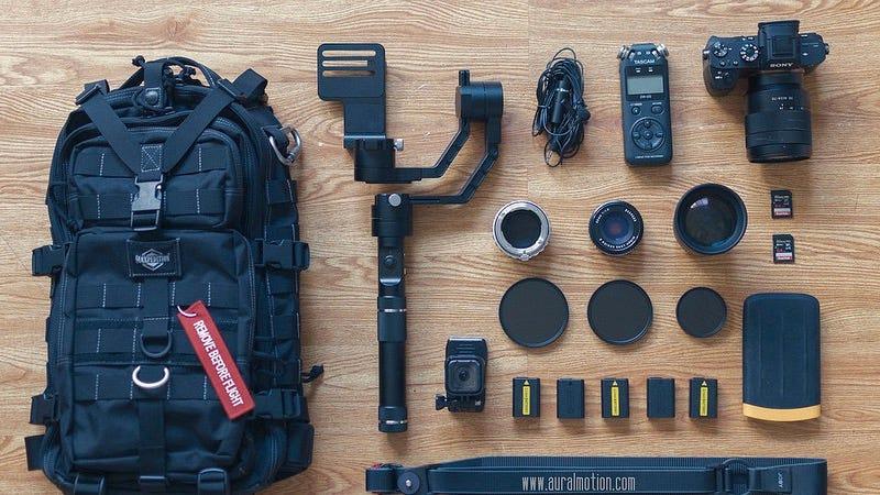 The Mobile Filmmaker's Bag