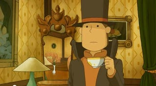 Illustration for article titled Professor Layton will get a Tv Series