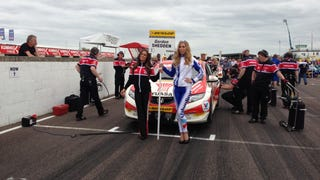 The British Touring Car Championship is the UK's answer to NASCAR