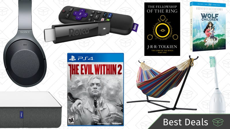 Sundays best deals the best noise canceling headphones casper the best noise canceling headphones money can buy 4k and hdr compatible streaming dongles and big discounts on casper mattresses lead off sundays best fandeluxe Choice Image