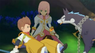 Illustration for article titled Here's, Like, A Billion Tales Of Vesperia Screens