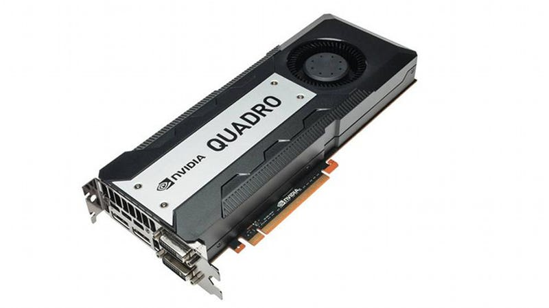 Illustration for article titled This Is the 'Fastest GPU Ever' Made