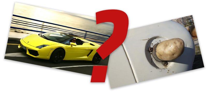 Illustration for article titled Ride-Sharing Poll: Uber Lamborghini Or Hooptilee Beater?
