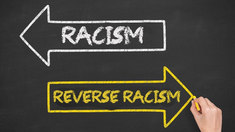 Illustration for article titled 'If a White Person Said That': The False Equivalency of Reverse Racism