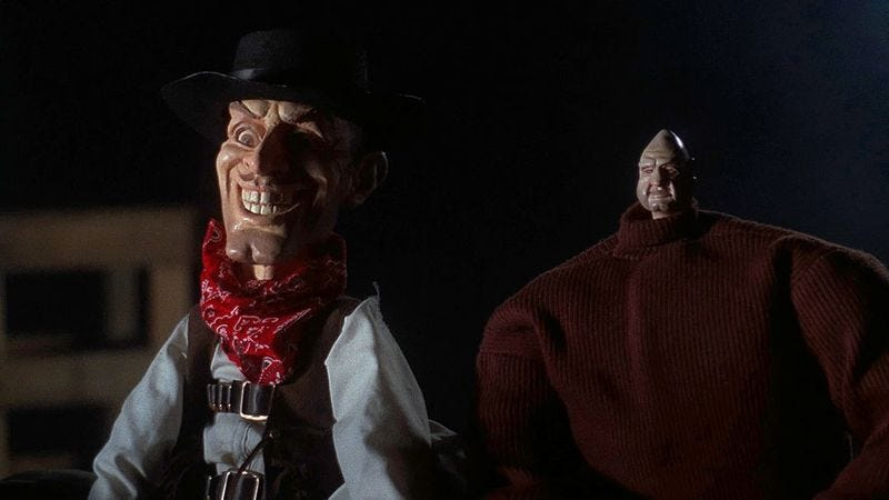 Illustration for article titled Puppet Master is getting a reboot from the director of Bone Tomahawk