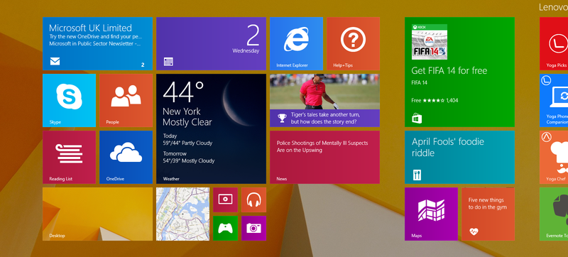 Illustration for article titled A Second Windows 8.1 Update Is Coming (But Don't Expect Much)