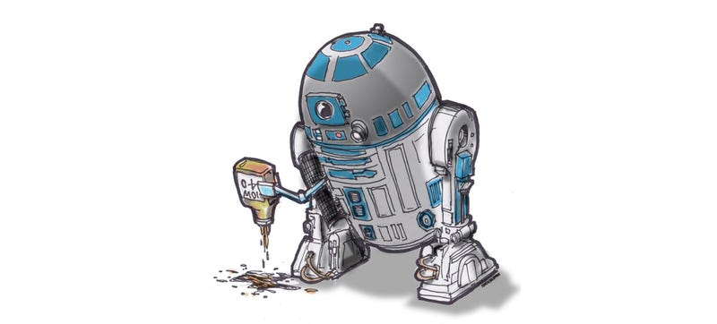 Illustration for article titled Star Wars' Kenny Baker Put So Much Humanity Into A Machine