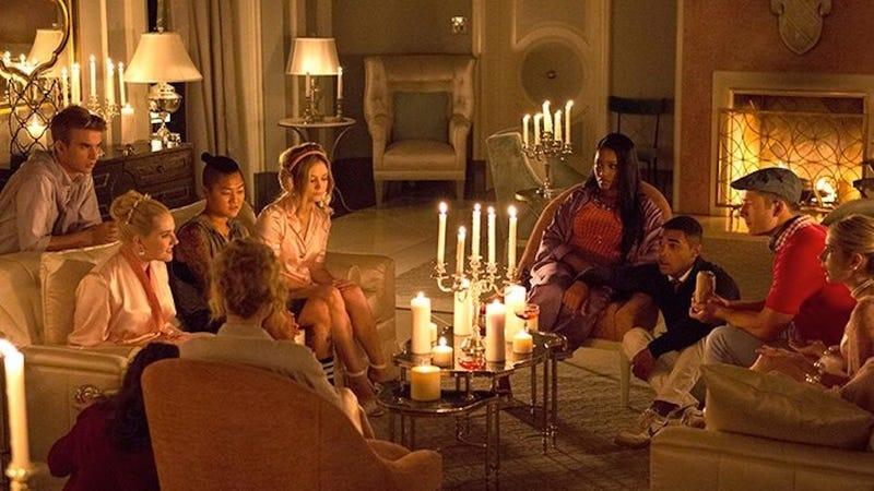 Lesbian slumber party stories