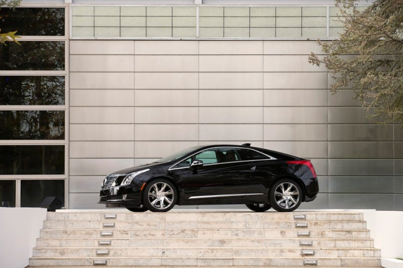Illustration for article titled Americans Don't Want Cadillac ELRs? Canadian(s) Bought 1 In April 2015
