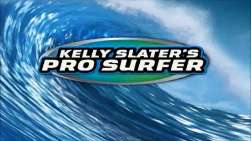 Illustration for article titled A Retrospective on Kelly Slater's: Pro Surfer