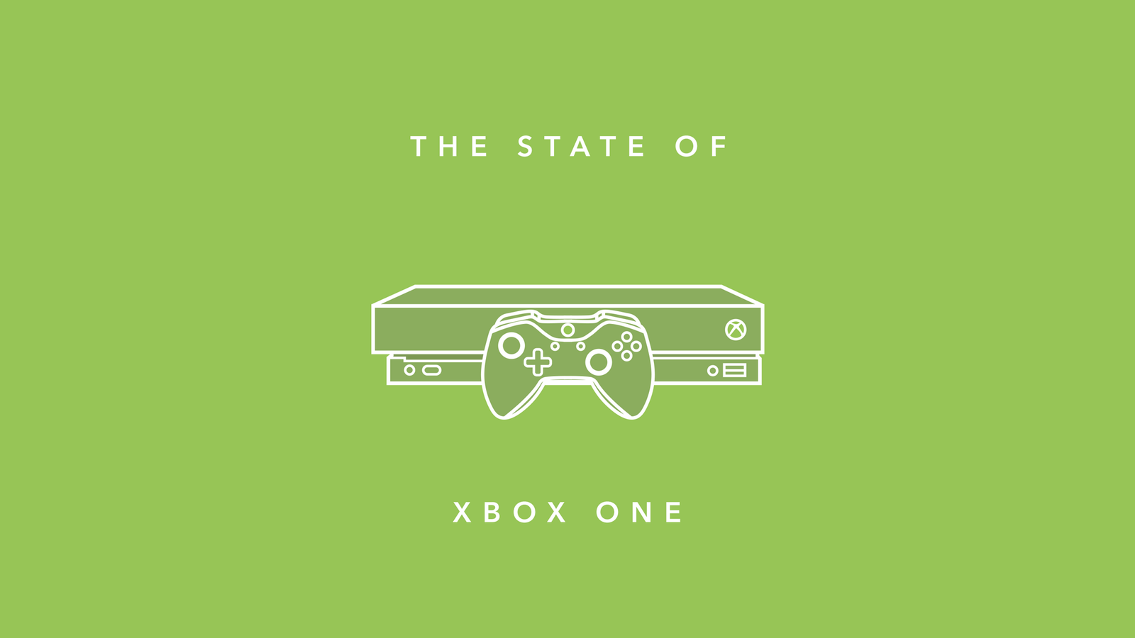 The State Of The Xbox One In 2017