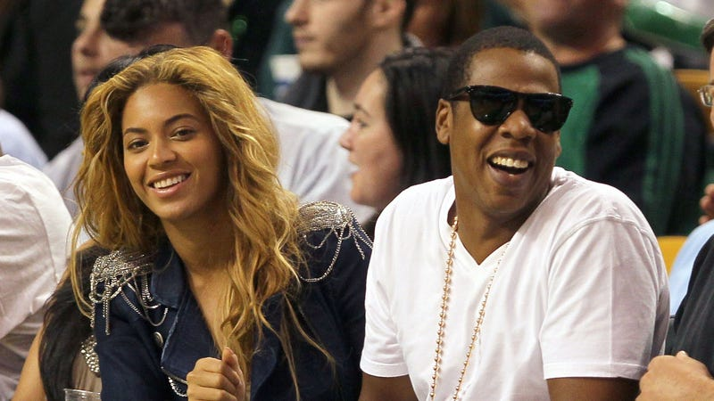 Illustration for article titled There Are Exactly ZERO Babies Growing Inside Beyonce, Says Jay-Z