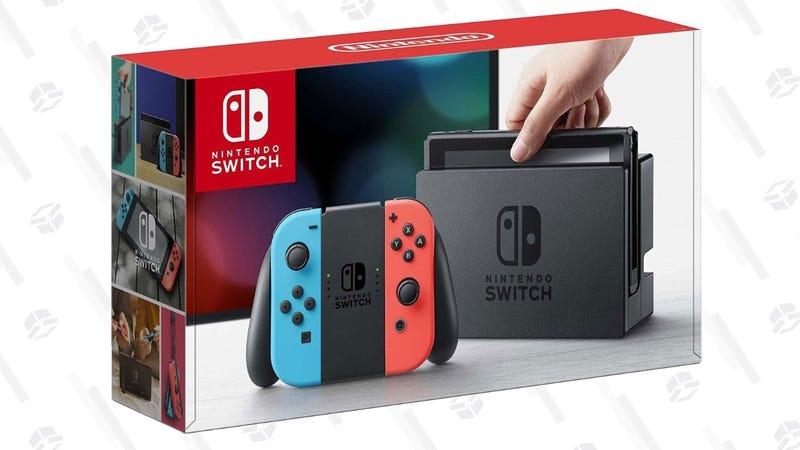 Nintendo Switch (Neon) | $280 | eBay