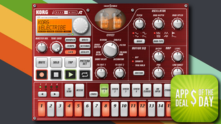 Illustration for article titled Daily App Deals: Get KORG iELECTRIBE for iPad at 50% Off in Today's App Deals