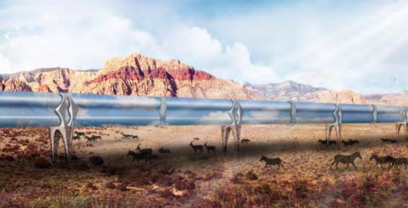 Illustration for article titled The Next Country to Sign Up for Hyperloop Is… Slovakia?