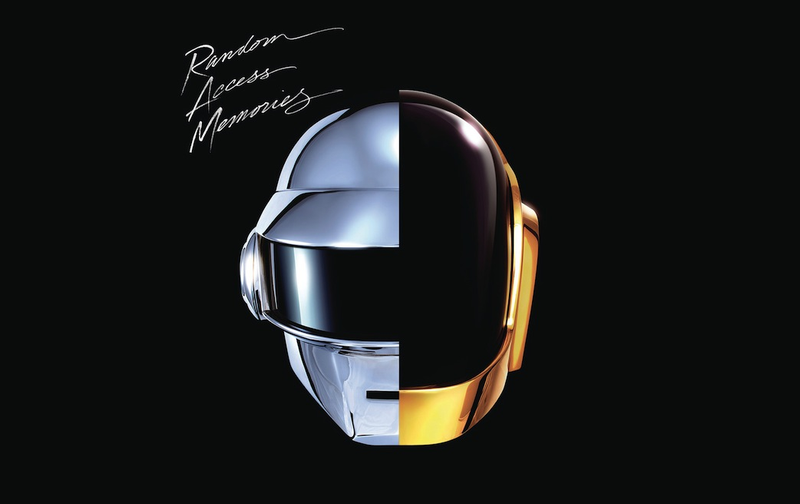 Illustration for article titled Daft Punk's new album is called Random Access Memories, out this May