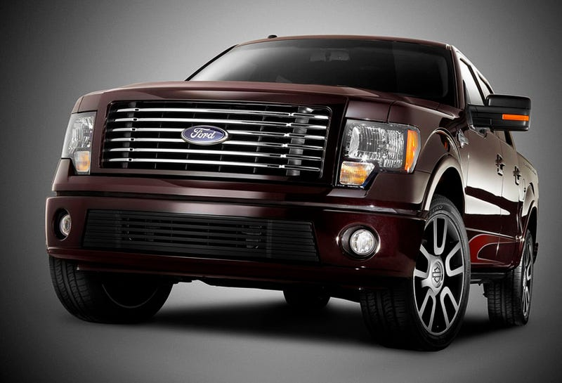 Illustration for article titled 2010 Ford Harley-Davidson F-150: Hog Lovers Rejoice!