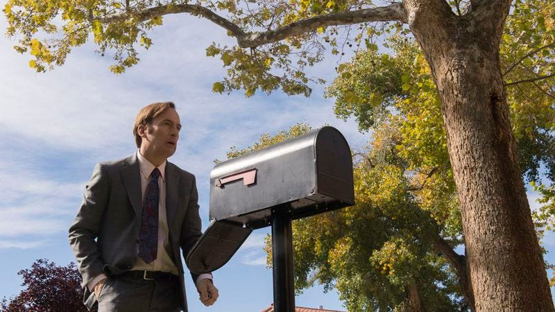 Better Call Saul (Image: Ursula Coyote/AMC)