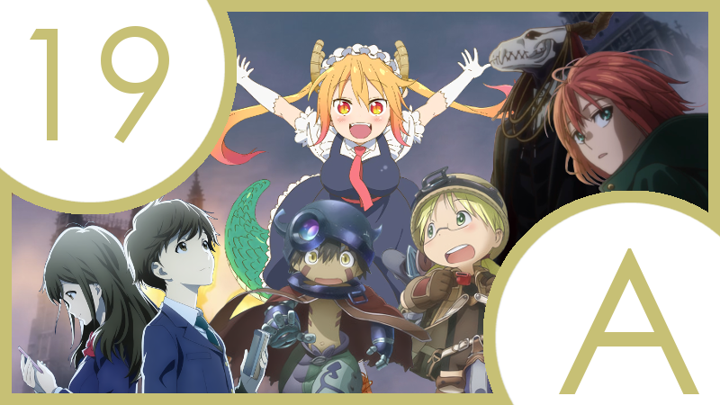 Illustration for article titled 2017 Anime Advent Calendar (Ft. Koda) - December 19th