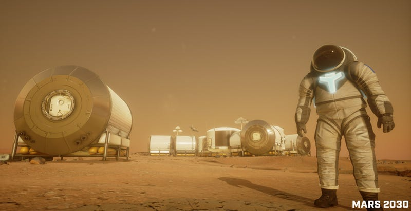 Fusion Media Group's Interactive Martian VR Simulation Now Available for HTC Vive, Oculus Rift and Steam PC, PlayStation VR Coming Soon