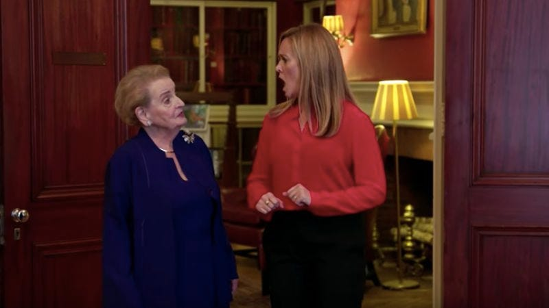Screenshot: YouTube/Full Frontal With Samantha Bee