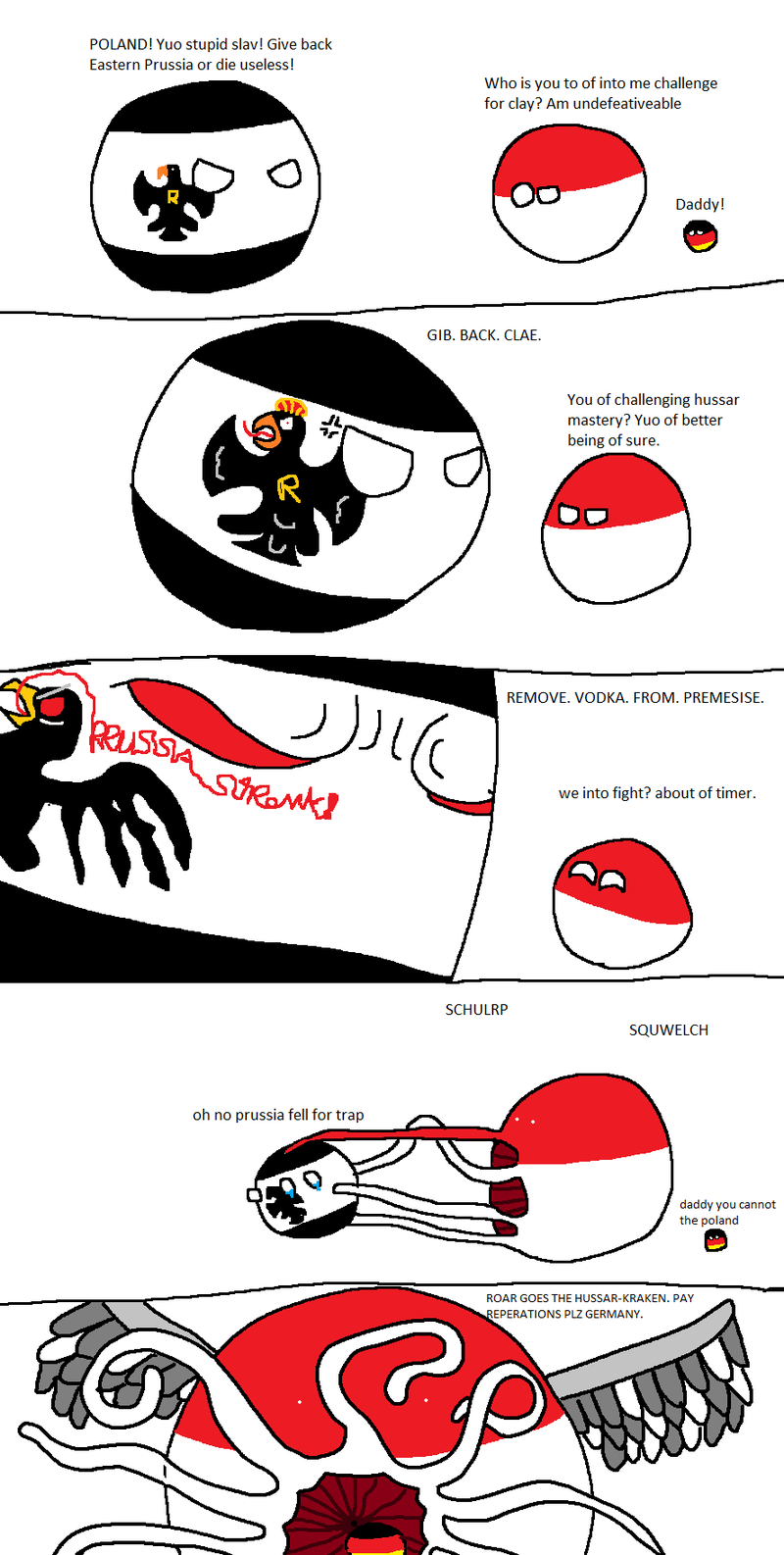 Illustration for article titled Thanks to a random GIS, have a Pollandball