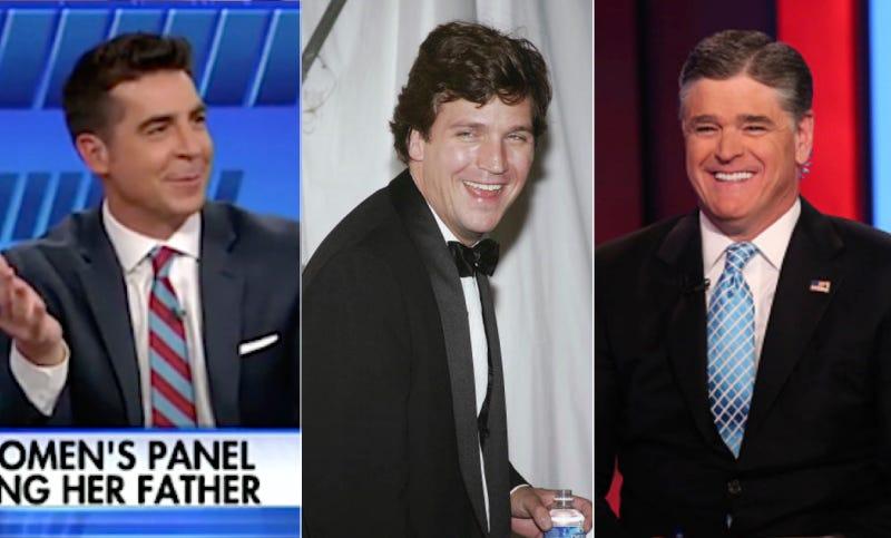 Images via Getty/Fox News.