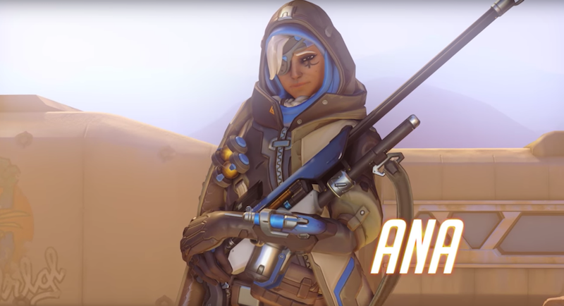 Illustration for article titled Three Anas Can Get An Overwatch Player Kicked From A Match