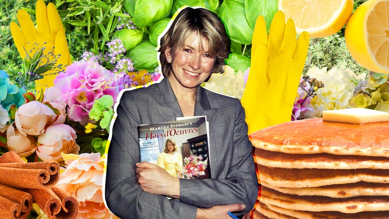 Martha Stewart Living helped kick off a domestic explosion