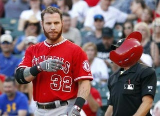 """Illustration for article titled Josh Hamilton Out Of The Lineup Again After Taking """"Mental Break"""""""