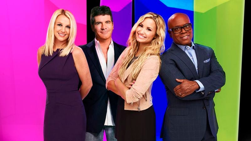Illustration for article titled The X Factor returns to TV, loaded for bear