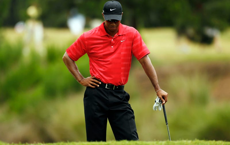 Illustration for article titled Tiger Woods Says He Can Win Tournaments Into His 50s