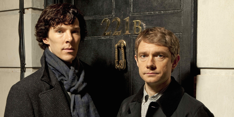Illustration for article titled Get Ready: Netflix To Stream Sherlock Season 3 Beginning Monday