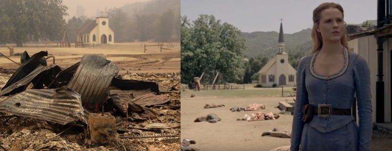 Paramount Ranch, Location For HBO's Westworld and Countless