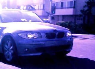 Illustration for article titled BMW 1-Series Spotted in Long Beach, Cal-i-forn-i-a