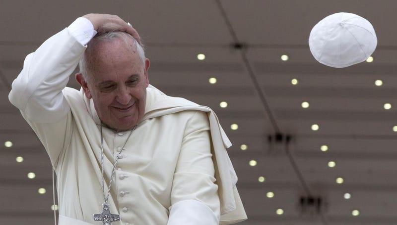 Illustration for article titled El Papa desata las críticas con su llamamiento sobre el cambio climático