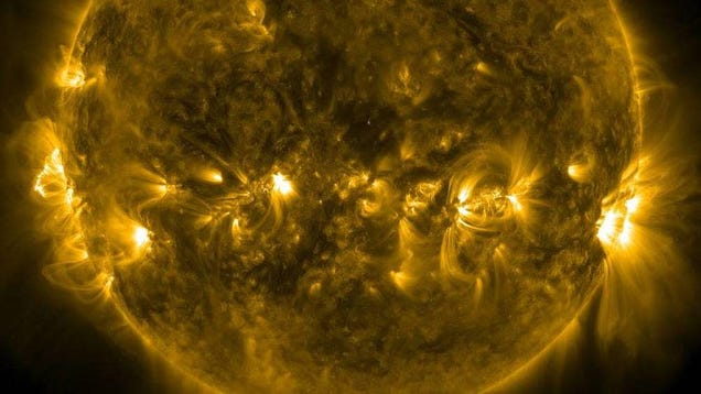 Scientists May Know What's Causing 'Campfires' on the Sun