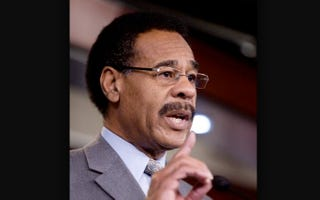 Rep. Emanuel Cleaver (Getty Images)