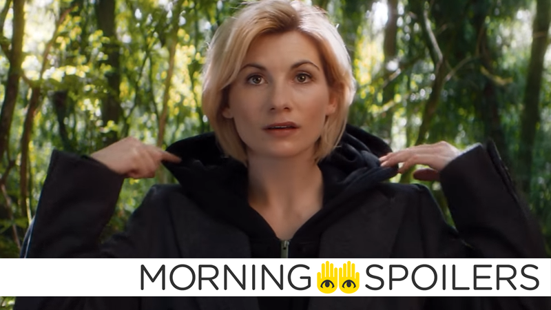 Illustration for article titled New Rumors Tease Some Big Changes for Jodie Whittaker's First Season of Doctor Who