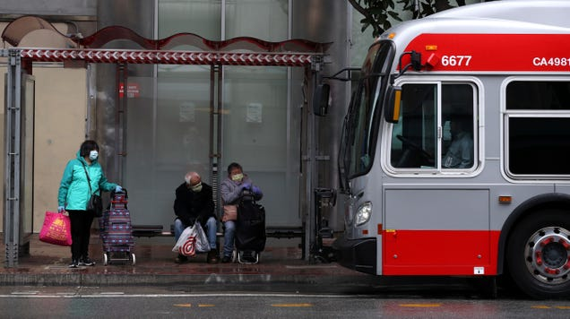 San Francisco Orders Residents to Wear Face Masks in Public or Risk Misdemeanor Charges