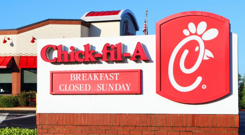 Illustration for article titled Chick-Fil-A Franchise Donates to LGBT Film Festival, Evangelicals Lose Their Minds
