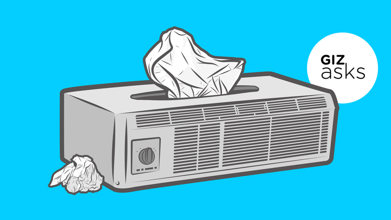 Illustration for article titled Can You Get Sick From Air Conditioning?
